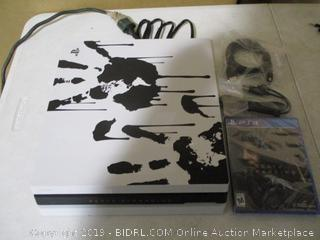 Ps4 - Death Stranding Limited Edition Console