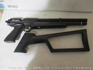 Benjamin Marauder Air Pistol .22 Caliber Black Polymer with Carbine Stock