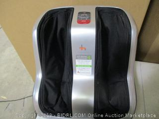 Human Touch HT-Reflex 4 Foot and Calf Massager ($199 Retail) Powers On