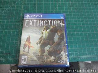 PS4 Extinction Factory Sealed