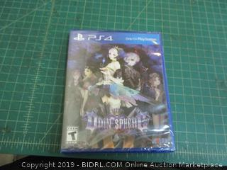 PS4 Odin Sphere Factory Sealed