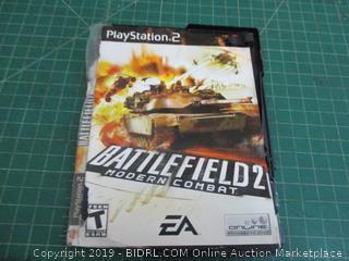Playstation 2 battlefield Modern Combat