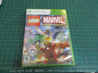 XBOX 360 Lego Marvel Super Heroes Factory Sealed