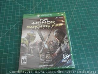 XBOXONE For Honor Marching Fire