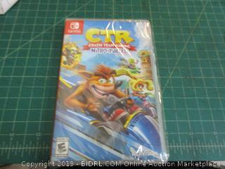 Nintendo Switch CTR Crash Team Racing Nitro Fueled Factory Sealed