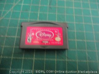 disney Princess generic GBA game