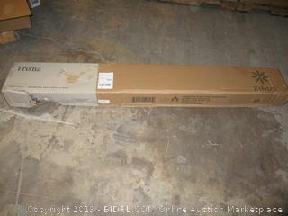 Zinus Trisha heavy duty queen size bed item