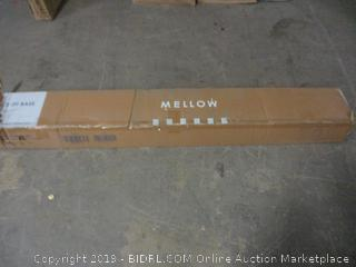 """Mellow ace of base hinged 9"""" queen size bed item"""