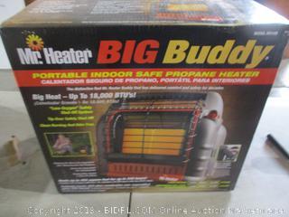 Mr Heater Big Buddy