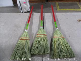 Junior Lobby Brooms