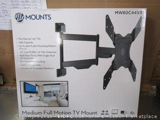 Medium Full Motion TV Mount