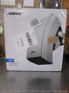 Bose Environmental Speakers