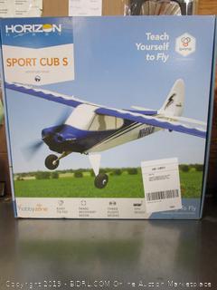 Horizon Hobby Sport Cub Airplane