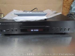 Yamaha Natural Sound Compact Disc Player