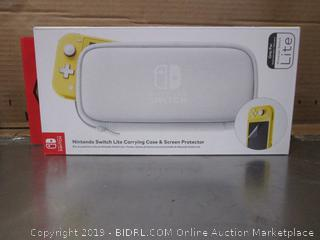 Nintendo Switch Lite Carrying Case
