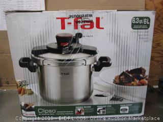 T-Fal Stainless Steel Pressure Cooker