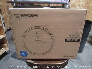 EcoVacs Robotic Vacuum (please preview)