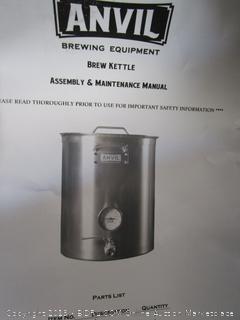 Anvil Brew Kettle