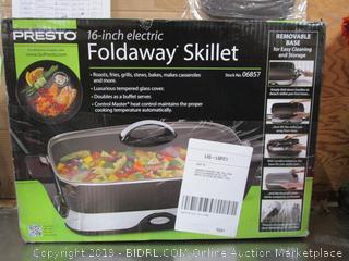 Presto Foldaway Skillet