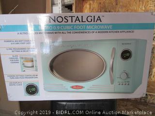 Nostalgia Microwave
