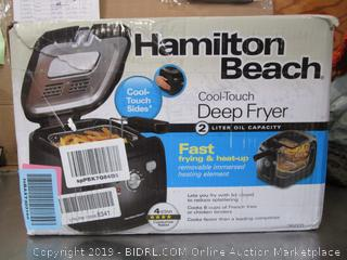 Hamilton Beach Cool-Touch Deep Fryer