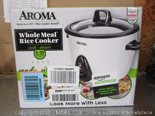 Aroma Whole Meal Rice Cooker