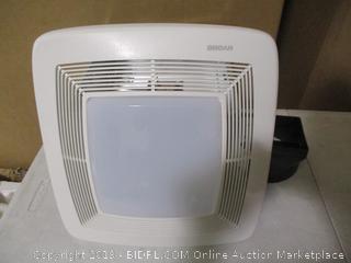 Broan Elite QTXE110FLT- Quiet Ventilation Fan w/ Fluorescent Light and Night Light