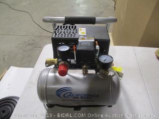 California Air Tools- Light & Quiet Air Compressor (missing 1 rubber foot)