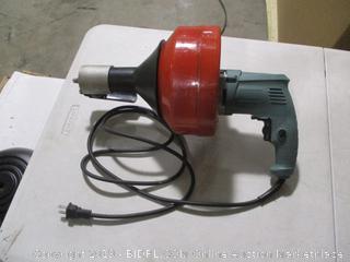 Vevor- 26ft- Portable Electric Drain Auger