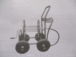 Precision Products Inc.- 250 ft Garden Hose Reel Cart