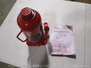 Torin- Big Red Jacks- Hydraulic Welded Bottle Jack