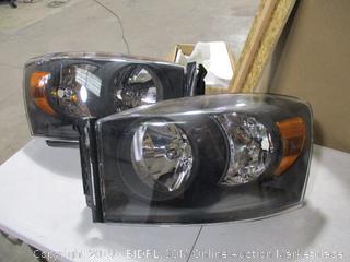 Headlight Assembly for 2006-2008 Dodge Ram 1500, 2500, 3500 Pickup Trucks