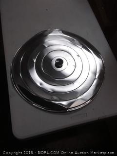 metal cover (bent)
