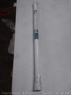 "Zenna Home Tension Shower Rod, 40"" -White - 512W"