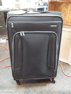 American Tourister Checked-Large, Black/Grey