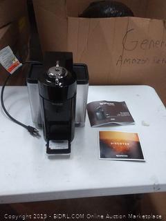 Nespresso Black Evoluo Espresso Machine (used)