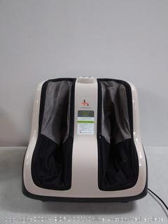 Human Touch Reflex Sol Foot and Calf Massager  (online $284)