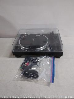 audio-technica AT-LP120XUSB-BK Turntable/Cartridge/USB (online $249)