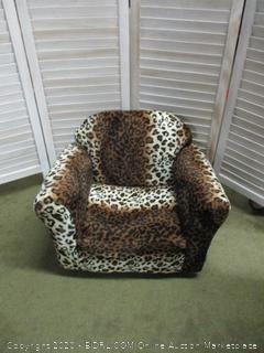 Kids Lepaord Chair