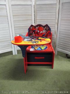 Kids Spider Man Desk