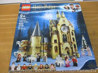 LEGO Harry Potter and The Goblet of Fire Hogwarts Clock Tower 75948