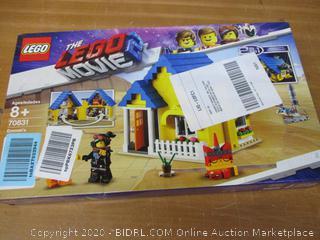 LEGO THE LEGO MOVIE 2 Emmets Dream House/Rescue Rocket! 70831 Building Kit