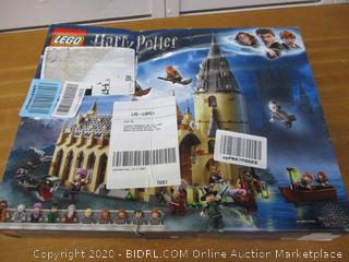LEGO Harry Potter Hogwarts Great Hall 75954 Building Kit