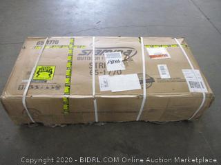 Stamina Outdoor Fitness Strider (Sealed) (Box Damage)