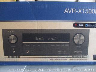 Denon AVR-X1500H Reciever