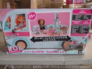 L.O.L. Suprise Glamper