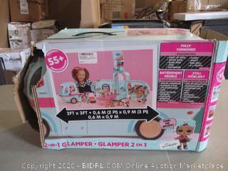 L.O.L. Suprise Glamper (Box Damage)