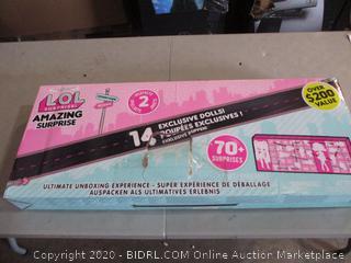 L.O.L. Surprise Exclusive Dolls (Box Damage)