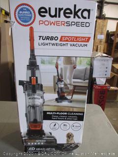 Eureka Vacuum (Box Damage)