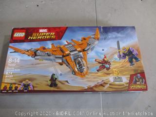 Lego Marvel Super Heroes (Box Damage) (Sealed)